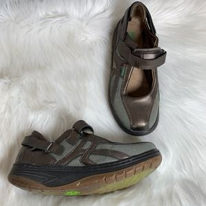 Mephisto Sano Excess Mary Jane Style Sneakers Sz 6